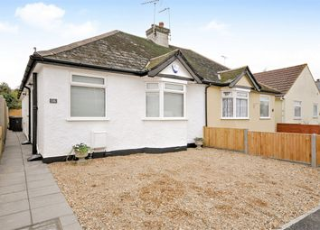 Thumbnail 2 bed semi-detached bungalow for sale in Greenhill Gardens, Herne Bay, Kent