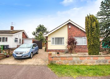 Thumbnail 2 bed detached bungalow for sale in Grove Road, North Walsham