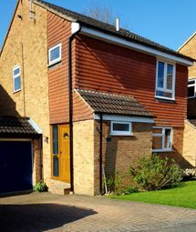 Thumbnail 3 bed link-detached house for sale in Pegasus Way, East Grinstead