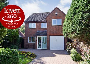Thumbnail 4 bed detached house for sale in Church Street, Rugeley