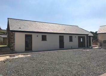 Thumbnail 2 bed barn conversion for sale in Warracott Farm Barns, Chillaton, Lifton, Devon
