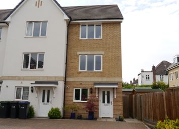 Thumbnail 3 bed town house to rent in Beckwith Close, Enfield, Greater London