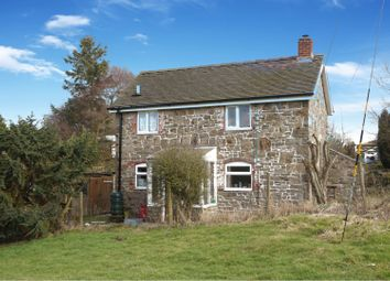 Thumbnail 1 bed detached house for sale in Gravels Bank, Minsterley, Shrewsbury