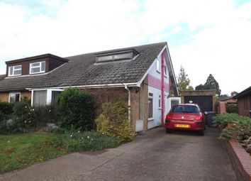Thumbnail 3 bed bungalow for sale in Potton Road, Everton, Sandy, Bedfordshire
