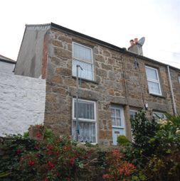 Thumbnail 2 bed end terrace house for sale in Eden Terrace, Newlyn, Penzance