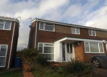 Thumbnail 3 bedroom property to rent in Sheldrake Drive, Ipswich