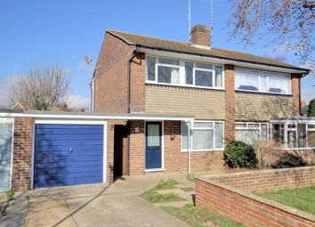 Thumbnail 3 bed semi-detached house to rent in Birkdale Road, Worthing
