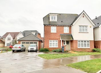 Thumbnail 5 bed detached house for sale in Laverton Road, Hamilton, Leicester