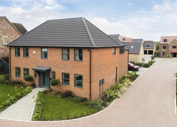 Thumbnail 4 bed detached house for sale in Plot 8, Valley View, Retford