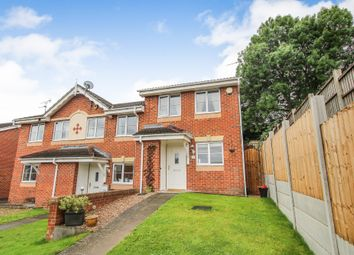 Thumbnail 2 bed end terrace house for sale in Woodbridge Close, Heanor