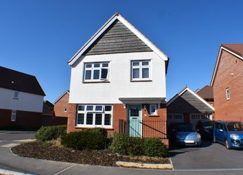 Squares Road, Chilton Trinity, Bridgwater TA5. 3 bed detached house