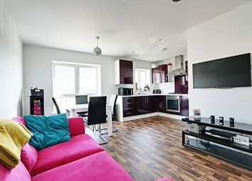 Thumbnail 2 bed flat for sale in Village Green Way, Kingswood, Hull