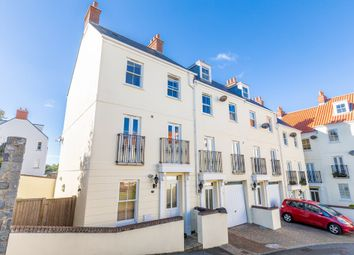 Thumbnail 2 bed end terrace house to rent in Hauteville, St. Peter Port, Guernsey