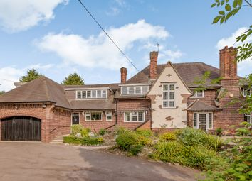 Thumbnail 5 bed detached house for sale in The Highlands Lutterworth Road, Leicester