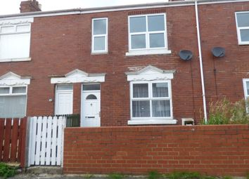 Thumbnail 3 bed terraced house for sale in Castle Terrace, Ashington