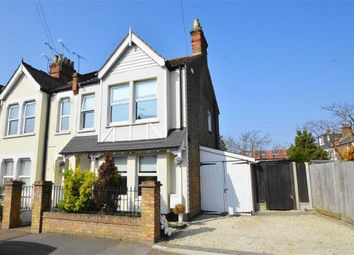 Thumbnail 3 bed end terrace house for sale in Leigham Court Drive, Leigh-On-Sea, Essex
