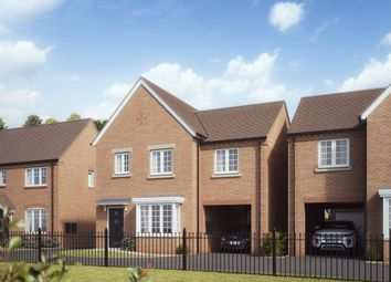Thumbnail 4 bedroom detached house for sale in Midland Road, Swadlincote