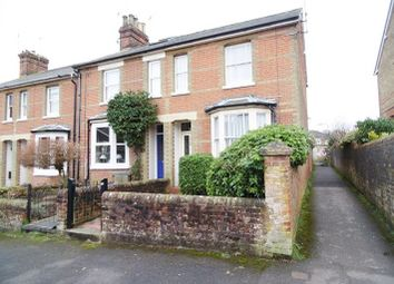 Thumbnail 3 bedroom end terrace house for sale in Beaconsfield Road, Basingstoke