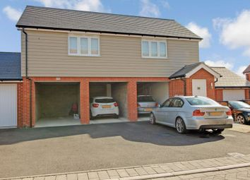 Thumbnail 2 bedroom property for sale in The Pastures, St. Neots