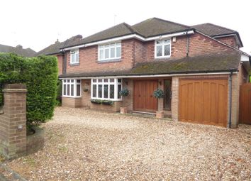 Thumbnail 5 bed detached house for sale in Bullpond Lane, Dunstable