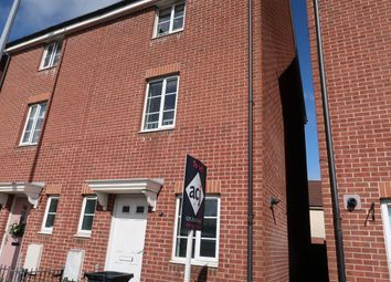 Thumbnail 4 bed semi-detached house to rent in Matthysens Way, St. Mellons, Cardiff