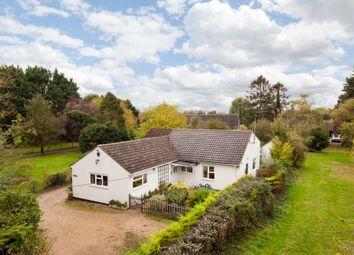 Thumbnail Detached bungalow for sale in Stonebridge Lane, Fulbourn, Cambridge