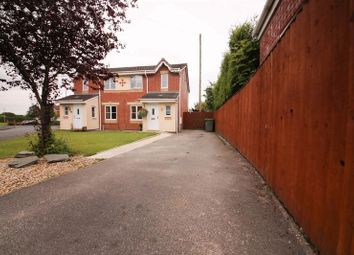 Thumbnail 3 bed semi-detached house for sale in Penswick Road, Hindley Green, Wigan