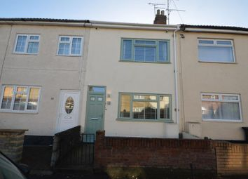 Thumbnail 2 bed terraced house for sale in Hughes Street, Swindon