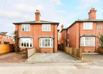 Thumbnail 3 bed semi-detached house for sale in Upper Village Road, Ascot