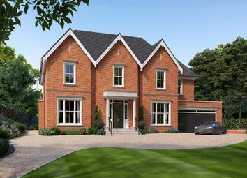 Thumbnail 6 bed detached house for sale in Bears Den, Kingswood, Tadworth