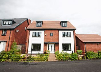 Thumbnail 5 bed detached house for sale in Abberwick Walk, Newcastle Upon Tyne