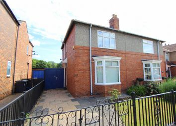 Thumbnail 3 bed semi-detached house for sale in Bowen Road, Darlington