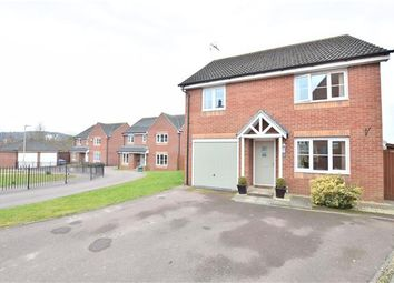 Thumbnail 4 bed detached house for sale in The Forge, Hempsted, Gloucester