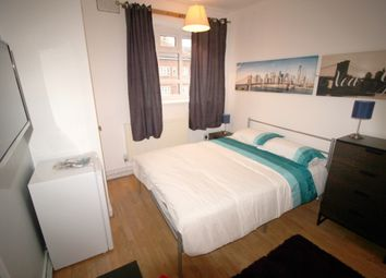 Thumbnail Room to rent in Webb House, Hemans Street, London