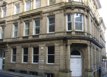 Thumbnail 2 bed flat to rent in Calder Court, Town Hall Street East, Halifax