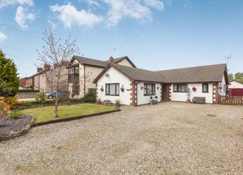 Thumbnail 4 bed bungalow for sale in High Street, Bagillt, Flintshire