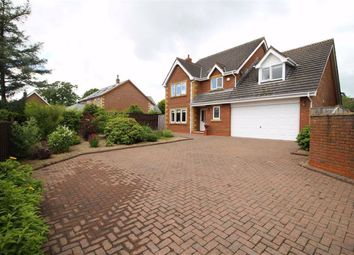 Thumbnail 5 bed detached house for sale in Cherry Orchard, Longridge, Preston