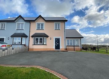 4 bed semi-detached house for sale in Aberbanc, Penrhiwllan, Llandysul SA44