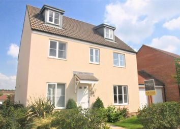 Thumbnail 5 bed detached house for sale in Chestnut Park, Kingswood, Wotton-Under-Edge, Gloucestershire