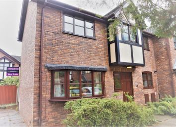 Thumbnail 2 bed end terrace house for sale in Blackburn Gardens, West Didsbury