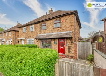 Thumbnail 2 bed semi-detached house for sale in Ashfield Square, Berryhill, Stoke-On-Trent