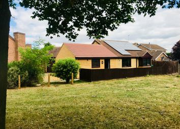 Thumbnail 3 bed detached bungalow for sale in Barnfield Gardens, Coates, Peterborough