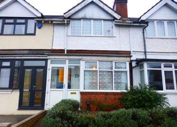 Thumbnail 2 bedroom terraced house to rent in Balden Road, Harborne, Birmingham