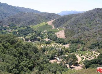 Thumbnail 5 bed property for sale in 28980 Newton Canyon Rd, Malibu, Ca, 90265