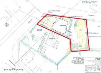 Thumbnail Land for sale in Sandy Lane, Little Neston, Neston