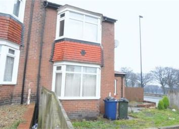 Thumbnail 2 bed semi-detached house to rent in Brancepeth Avenue, Grainger Park, Newcastle Upon Tyne, Tyne And Wear
