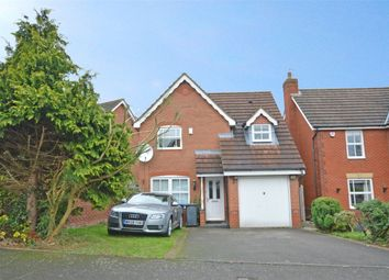 Thumbnail 3 bed detached house to rent in Mallow Way, Boughton Vale, Rugby, Warwickshire