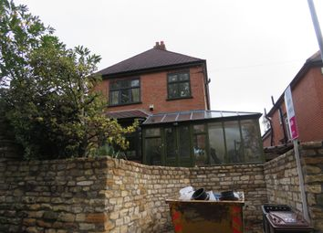 Thumbnail 3 bed detached house for sale in Milman Road, Lincoln
