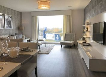 Thumbnail 3 bed flat for sale in Olympic Park Avenue, Olympic Park, London