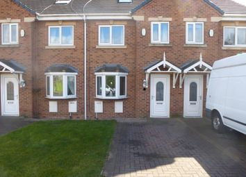 Thumbnail 3 bed town house to rent in Weetshaw Close, Shafton, Barnsley